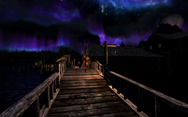 Riften Docks Pathways 26