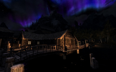 Riften Docks Pathways 27