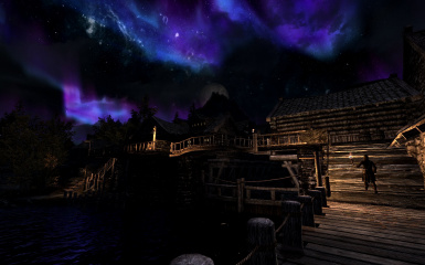 Riften Docks Pathways 28