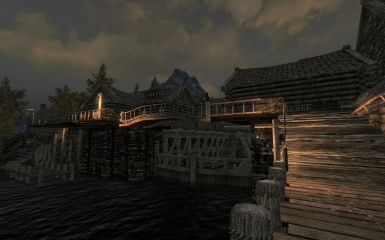 Riften Docks Pathways 19