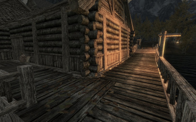 Riften Docks Pathways 23
