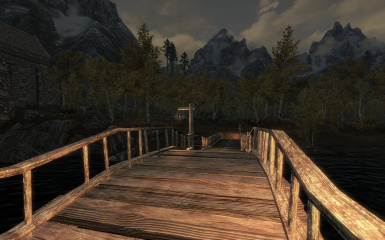 Riften Docks Pathways 24
