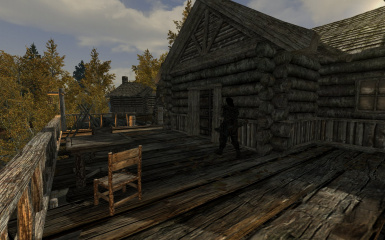 Riften Docks Pathways 07
