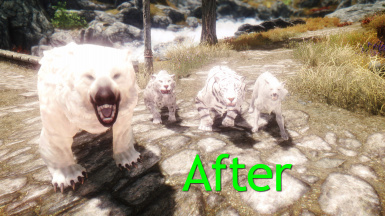 Animallica Re-Texture-Pack for ENB users