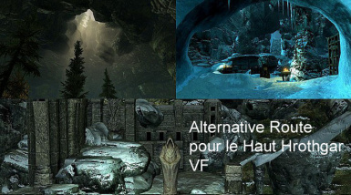 Route alternative pour le Haut Hrothgar VF