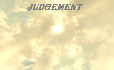 Judgement - an offensive light spell