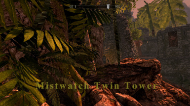Mistwatch Twin Tower
