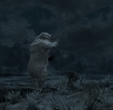 Polar Bears for Skyrim