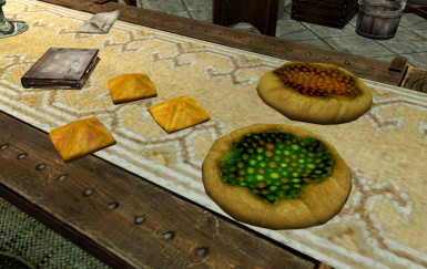 New Crostatas and Dumpling textures