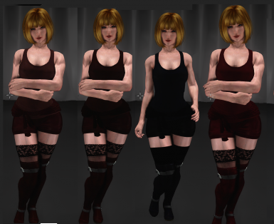Lilith Simply Clothes for Seraphim