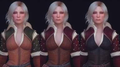 Triss and Yennefer W3 Outfits UNP HD Retexture