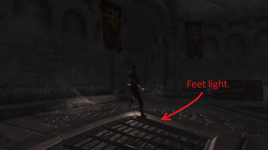 Immersive Spells and Light position fix.
