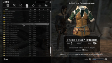 Witcher Yennefer And Triss Armors As College Mage Robes