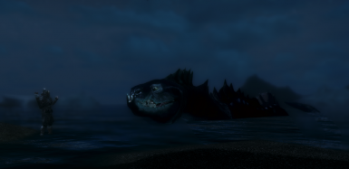Beta Sea Serpent