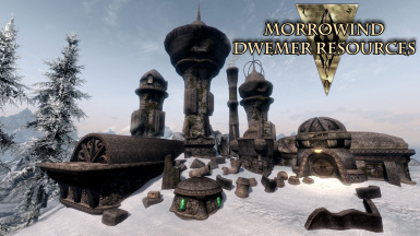 Morrowind Dwemer Resources
