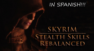 Stealth Skills Rebalanced - Spanish
