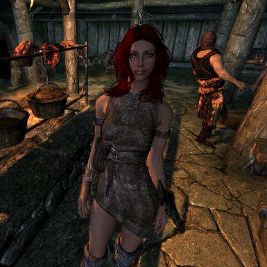 TC Red The Fire Mage Follower (edit)