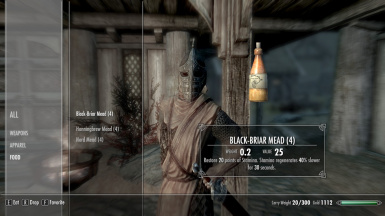 Give Guards Mead