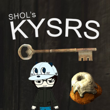 SHOL's Keep Your Sweet Roll Safe - KYSRS Simple lock door