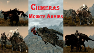 Chimeras Mounts and Armies