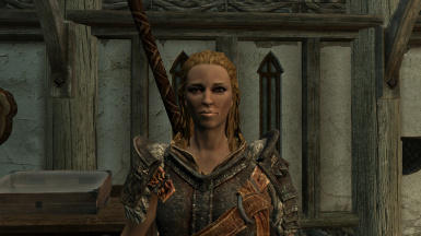 Mjoll without warpaint