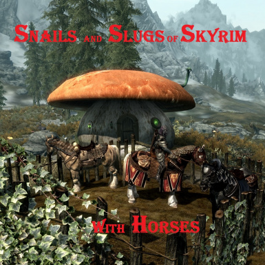 Snails and Slugs of Skyrim