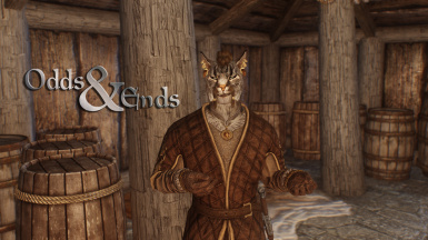 OddsAndEnds - A Modded Items Vendor -By Ruddy88