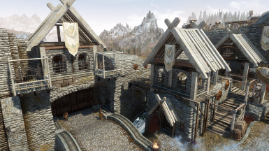 Immersive Citizens Extended - JK's Whiterun