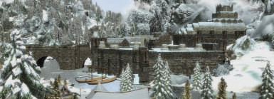 Windhelm new LODs