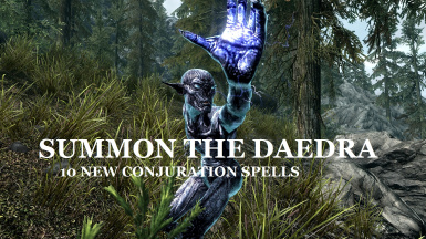 Summon the Daedra