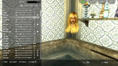 Tutorial - Creating a Follower with Mod Hairs and Eyes at