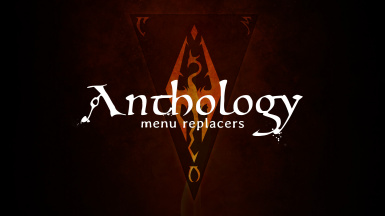 Anthology Menu Replacers
