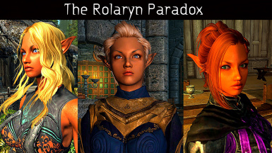 The Rolaryn Paradox - 3 Followers From Parallel Worlds