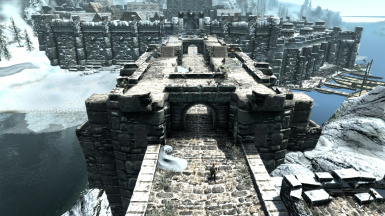 Windhelm Access