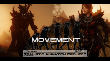 Realistic Animation Project - Movement