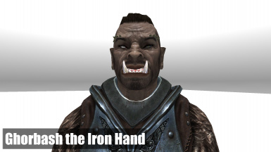 Ghorbash the Iron Hand