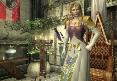 Princess Zelda's Attire