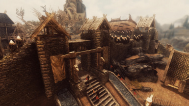Chris' Whiterun Overhaul