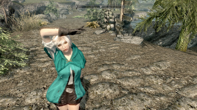 Linkle outfit CBBE