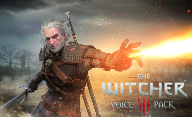 The Witcher Voice Pack - Geralt of Rivia
