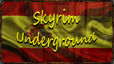 Skyrim Underground - Spanish - Translations Of Franky - TOF