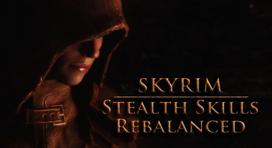 Stealth Skills Rebalanced - Sneak - Lockpicking - Pickpocket - Translation - German - Deutsch