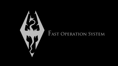 Fast Operation System