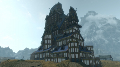 Castle of the Pale- Home for player