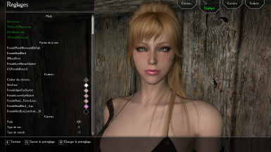 Female Nord Preset