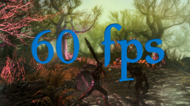 Enderal - 60 fps Interface
