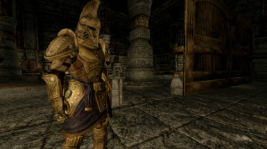 Immaculate Dwarven Armor HD