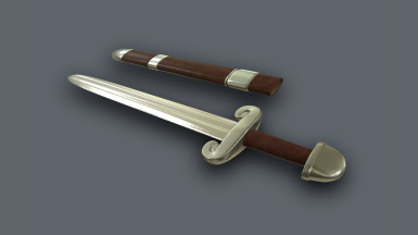 Stuhn's Fist - Sword