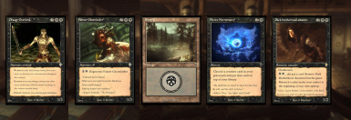 A kind of magic - Collectible cards
