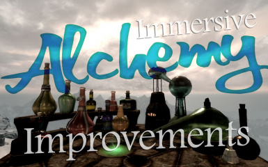 Immersive Alchemy Improvements